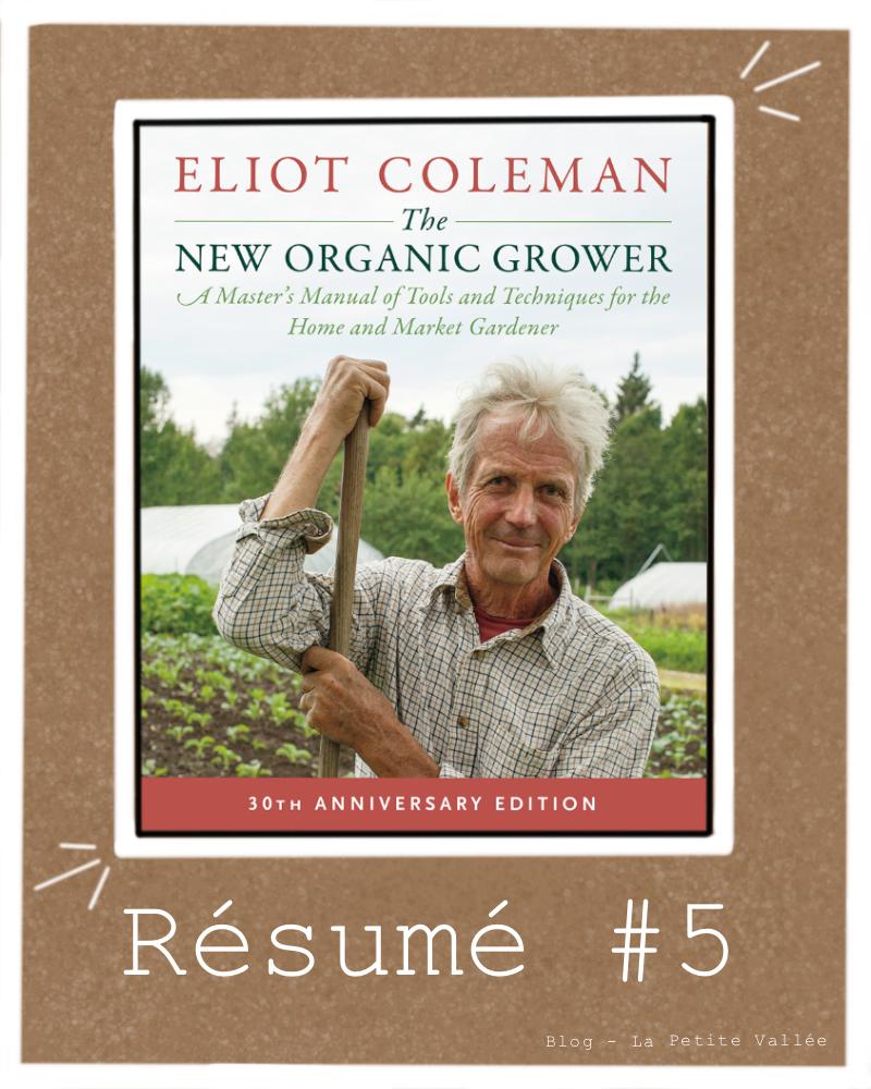 Résumé livre Coleman New organic grower