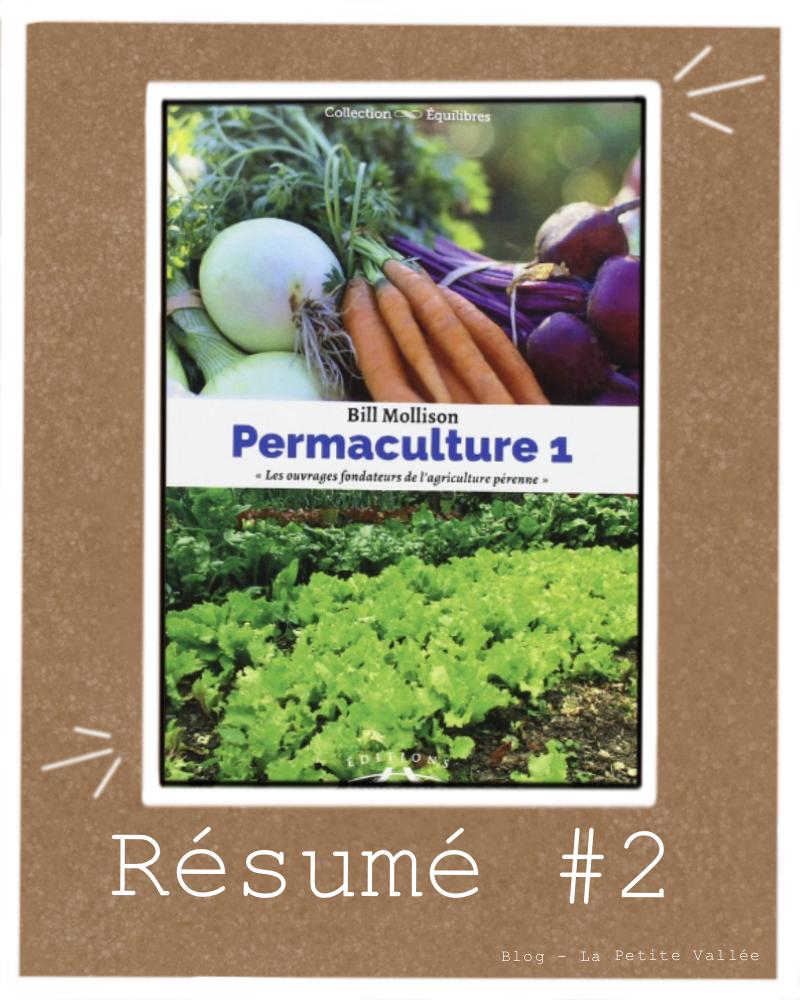 Résumé livre Mollison permaculture