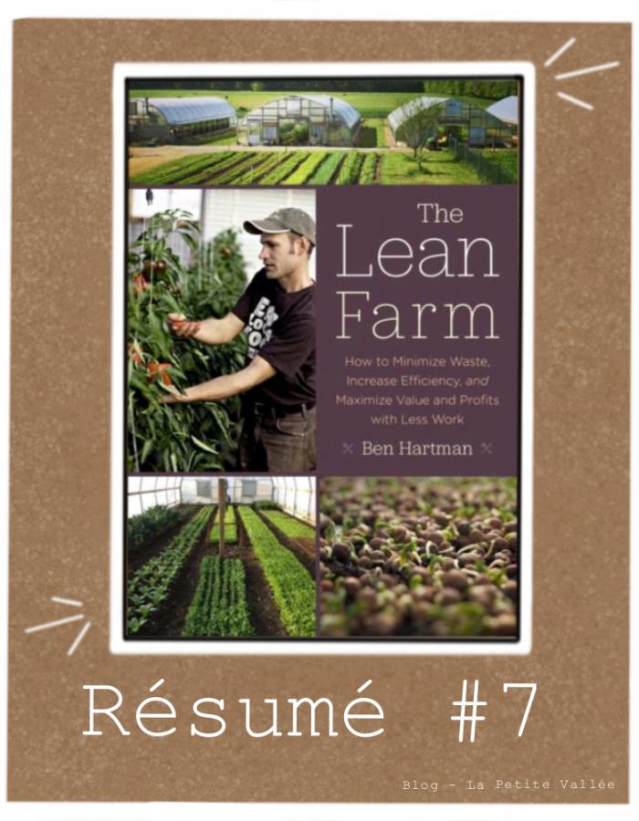 Résumé livre Hartman lean farm