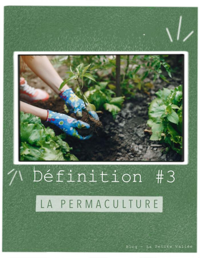 Définition permaculture